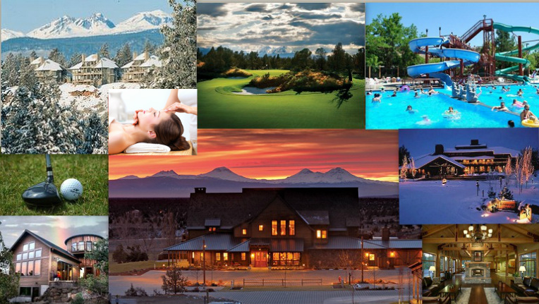 Sun River Ranch central oregon resorts in bend, sunriver, and surrounding high