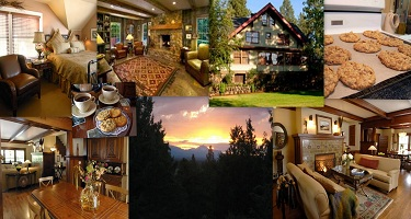 Bed & breakfast b & b in central oregon bedn and sunriver